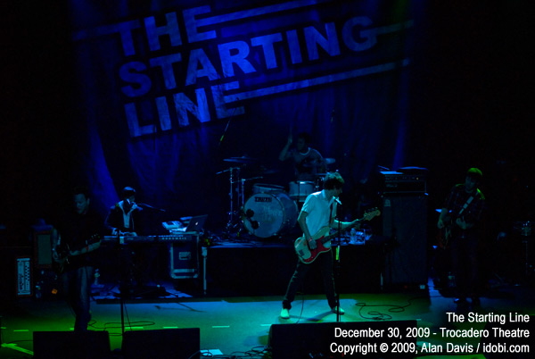 The Starting Line, Trocadero Theatre
