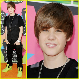 Justin Bieber tops 2011 Kids Choice Awards