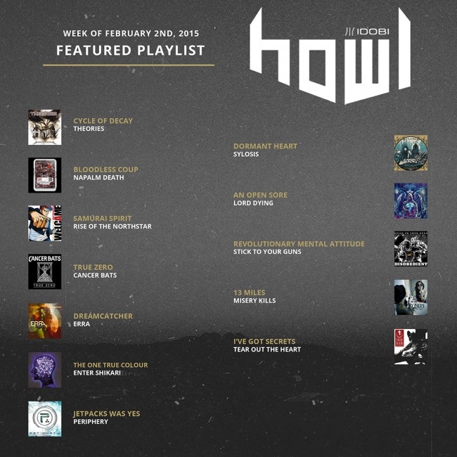 020215 HOWL weekly-playlists small