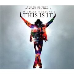 Michael Jackson - This is It (album cover)