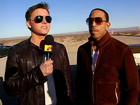 Jesse McCartney and Ludacris