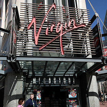 Virgin Megastores