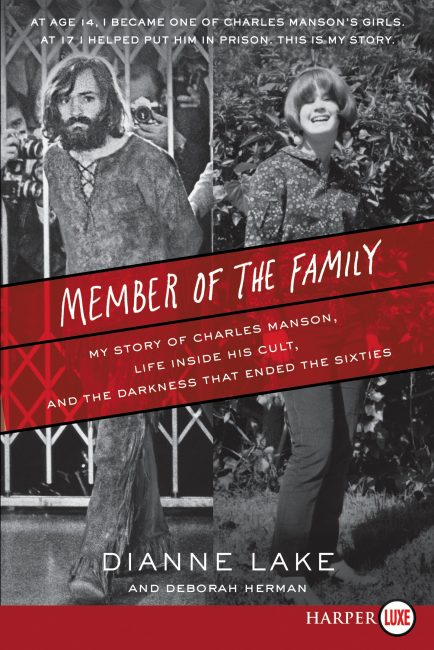 the charles manson family
