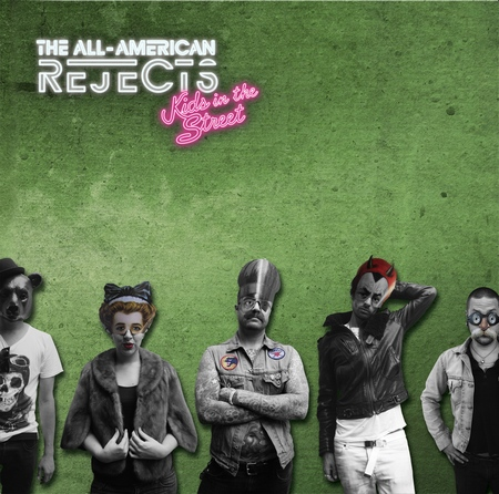 All American Rejects - Kids in the Street