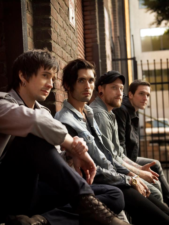 All-American Rejects Promo Photo