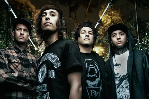 Pierce The Veil Announce Tour Dates With Sleeping With