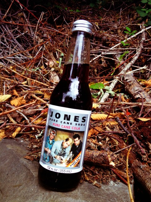 Mike Herrera Hour Jones Soda Bottle