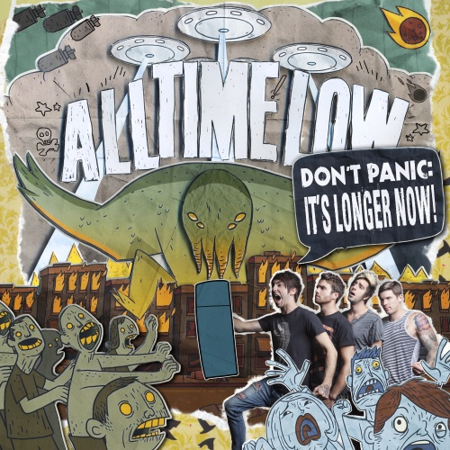 All Time Low Don't Panic: It's Longer Now!
