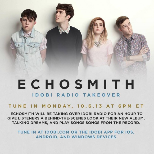 echosmith idobi post