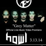 Finch Grey Matter Video Premiere