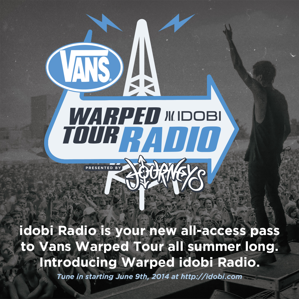 Warped idobi Radio