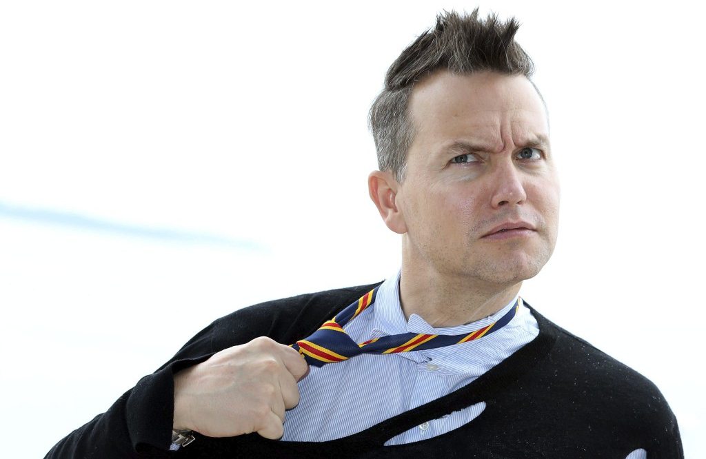 Mark Hoppus 2013