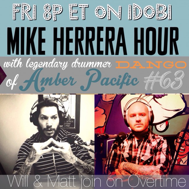 Mike Herrera Hour, April 25, 2014