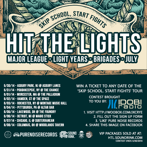HitTheLights-SSSF-Contest