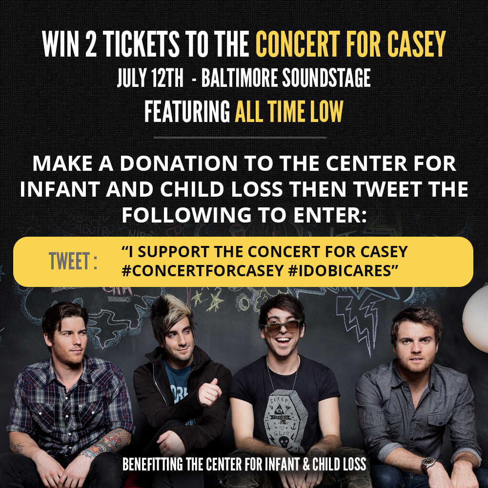 Concert For Casey Contest