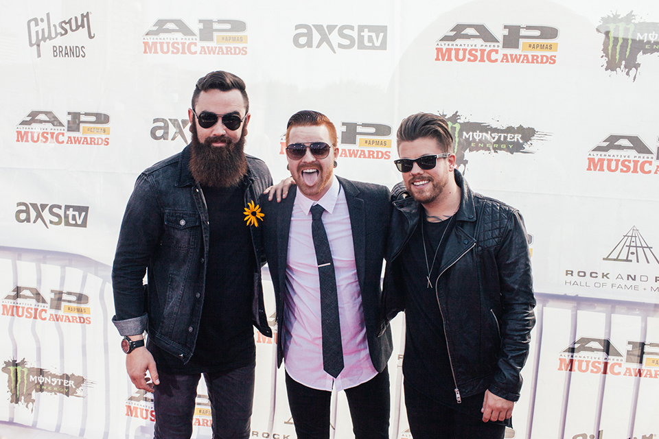 Alternative Press Music Awards 2014 - Cleveland OH - by Matty Vogel - 60