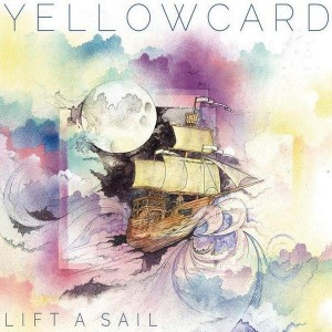 lift a sail yellow card