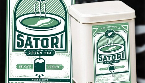 I The Mighty - Satori Tea Set