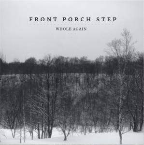 front porch step whole again