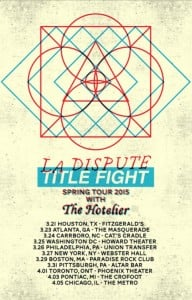 La_Dispute__Title_Fight_-_Spring_Tour_2015