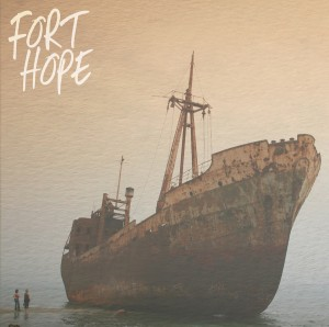 Fort Hope S/T EP Album Art