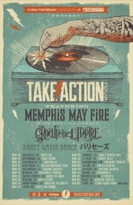 take action 2015 tour