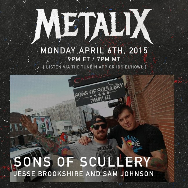 040615 SONS OF SCULLERY