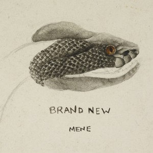 brand new mene single art