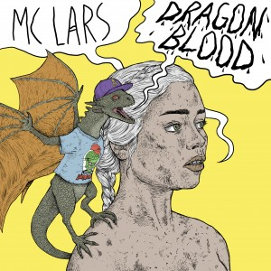 MC Lars Dragon Blood single art
