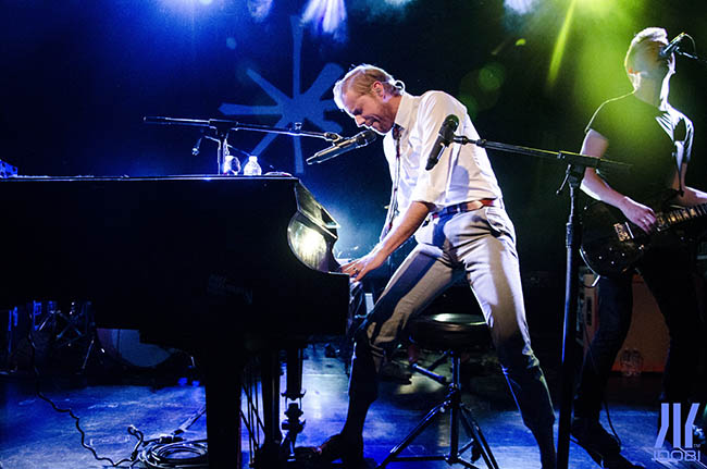 2/2/2016 - Jack's Mannequin 10 Years In Transit Tour at Irving Plaza