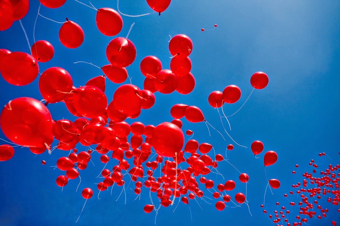 Havent You Heard 99 Red Balloons
