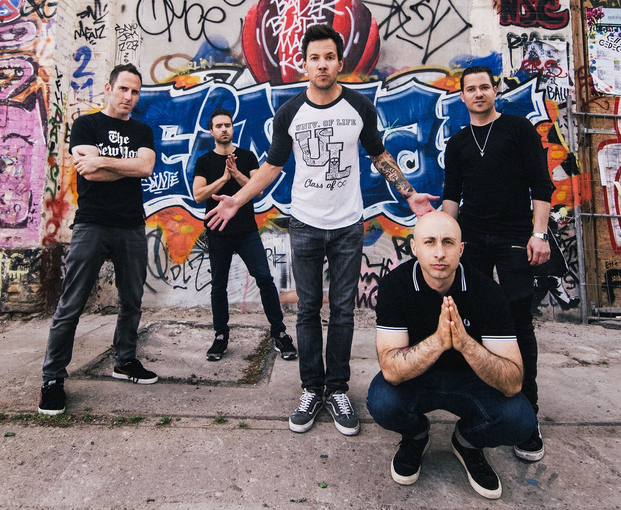 Simple Plan Are Being Honored For Their Charity Work