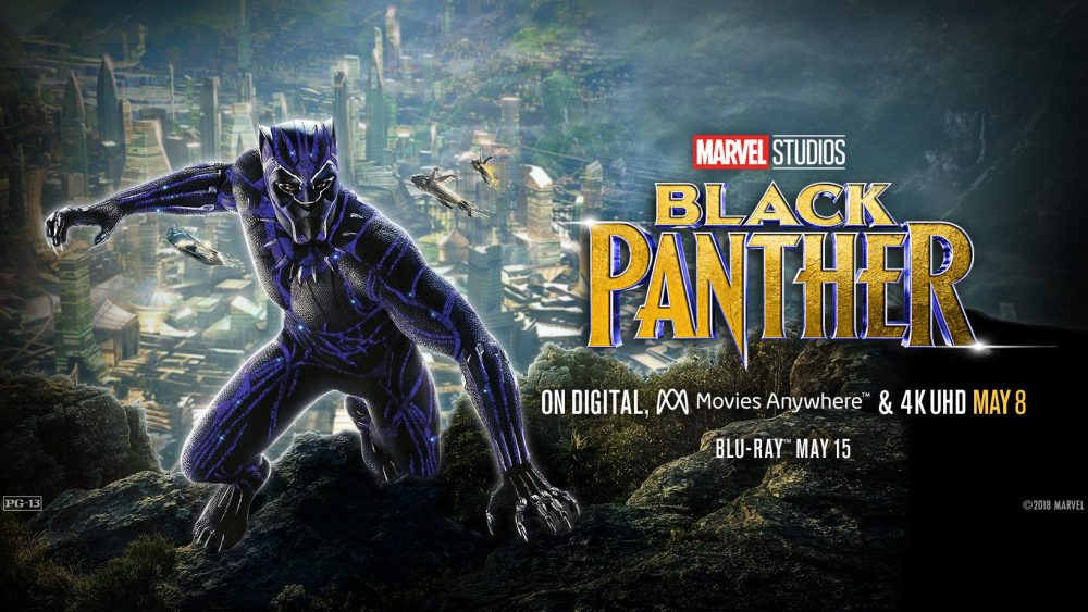 Head Back to Wakanda with 'Black Panther' on Blu-Ray +