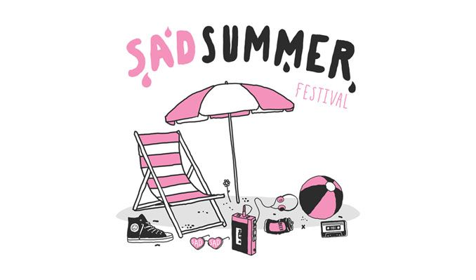 Get Sad for Summer – Win a Flyaway Trip To Sad Summer Fest in