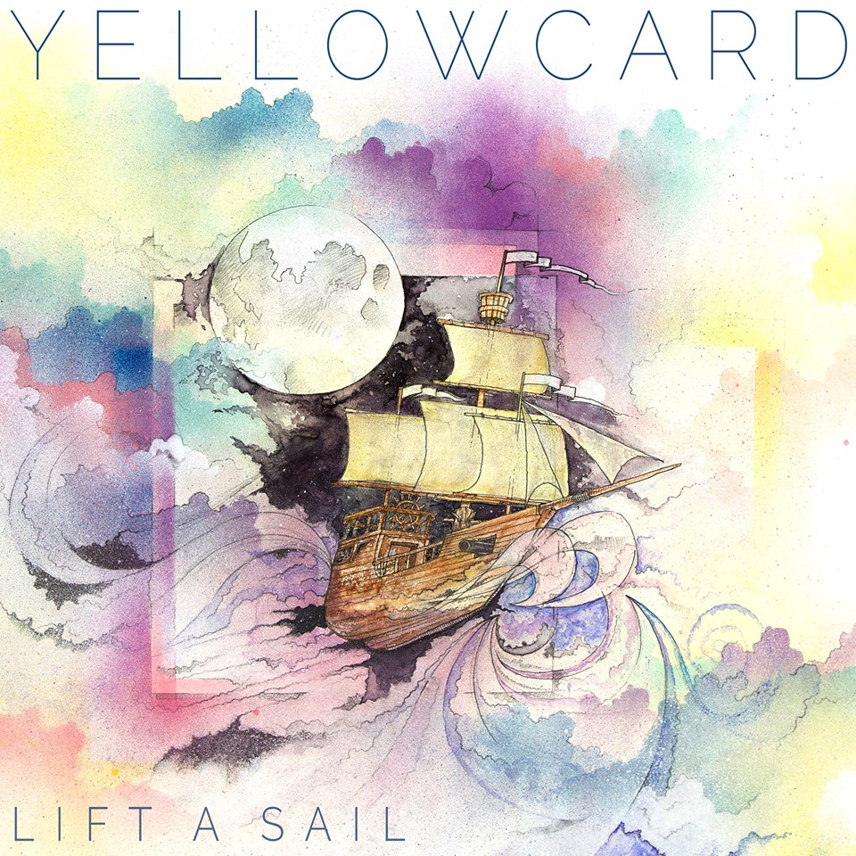 Album Review: Yellowcard – Lift A Sail | idobi