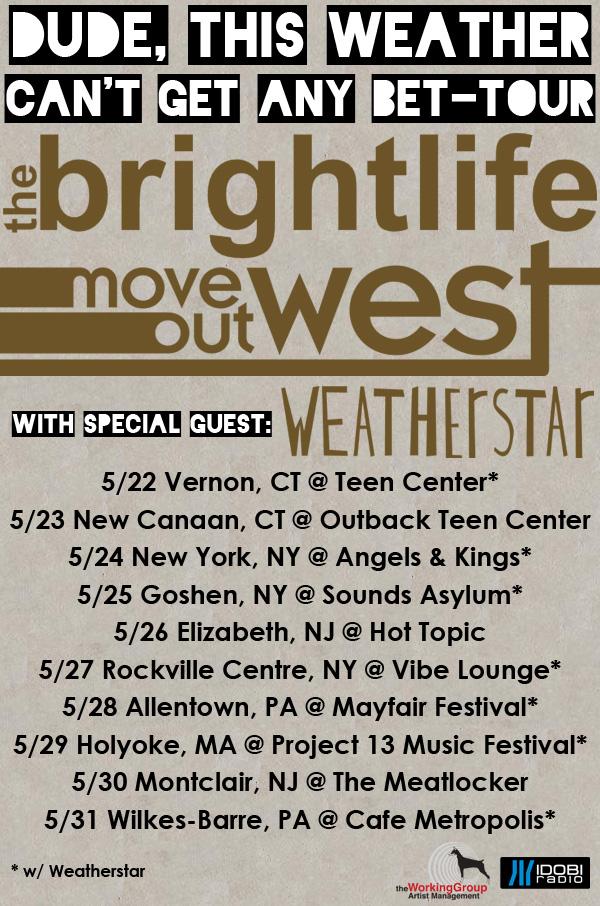 Move Out West tour