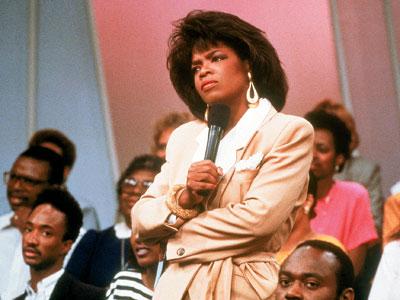 80s oprah, oprah holding microphone, oprah, oprah pic, funny oprah pic