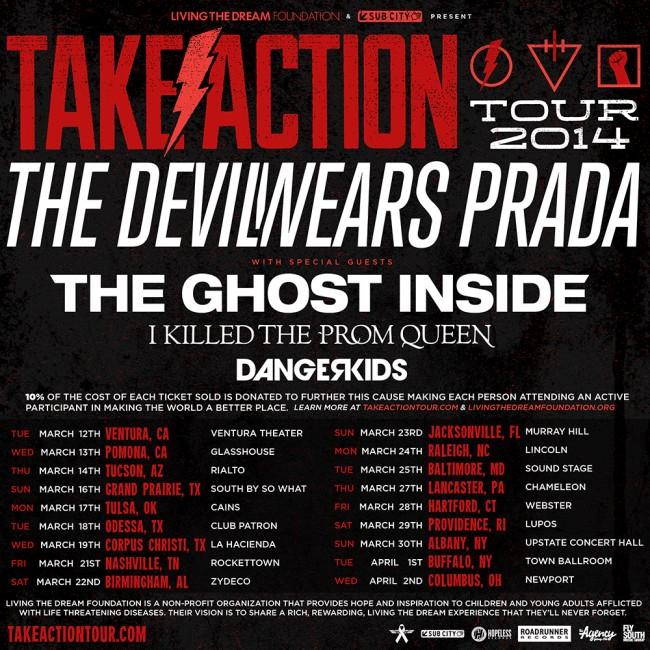 takeactiontour