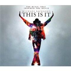 Michael Jackson - This is It (album cover)