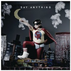 Say Anything - Say Anything (album cover)