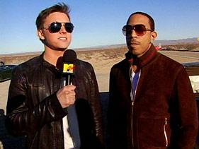 Jesse McCartney and Ludacris