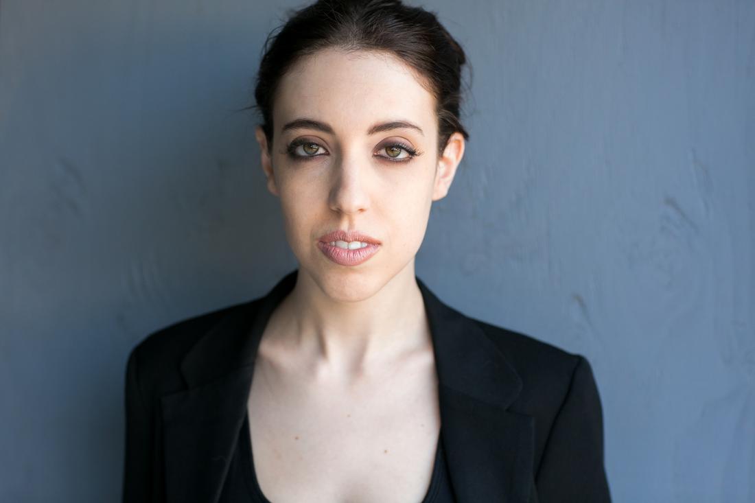 Actress Ashley Key. Photo by Courtney Lindberg Photography