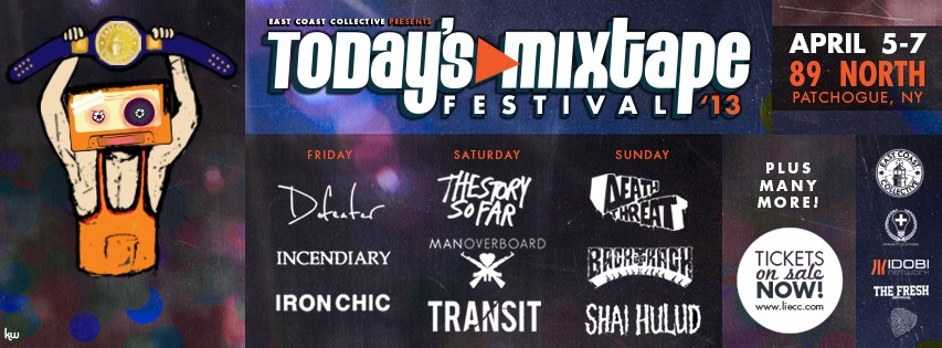 Today's Mixtape Festival 2013