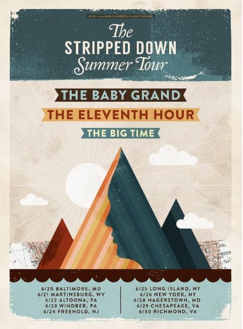 Stripped Down Summer Tour