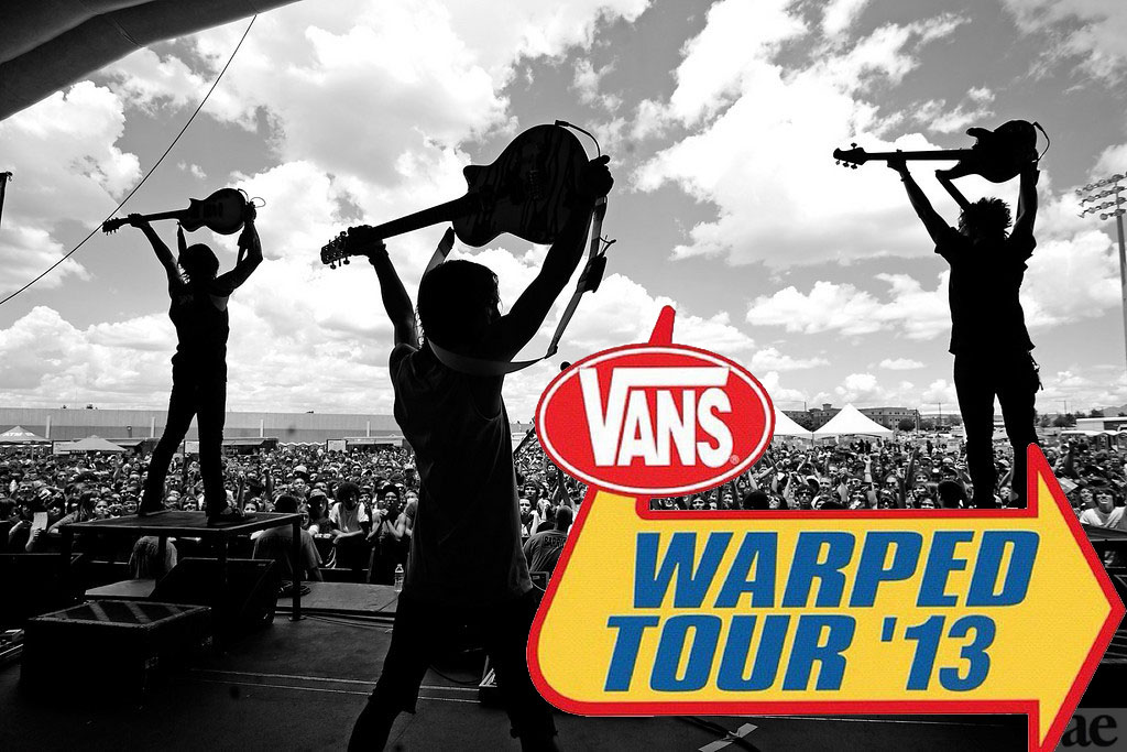 Warped Tour 2013