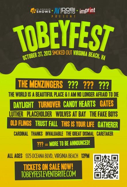 Tobeyfest