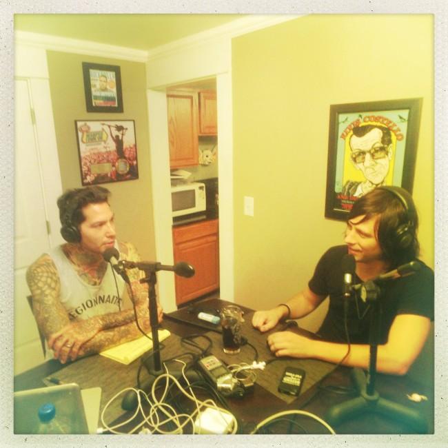 Mike Herrera and Ryan Seaman