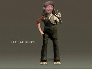 08 Jar Jar Binks