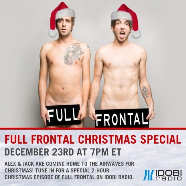 Full Frontal - Christmas special
