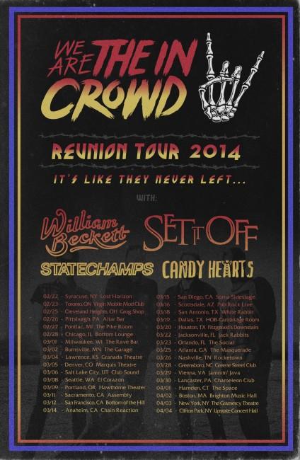 watic tour 2014